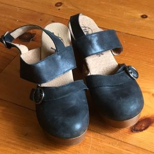 Free People Clogs - Size 38